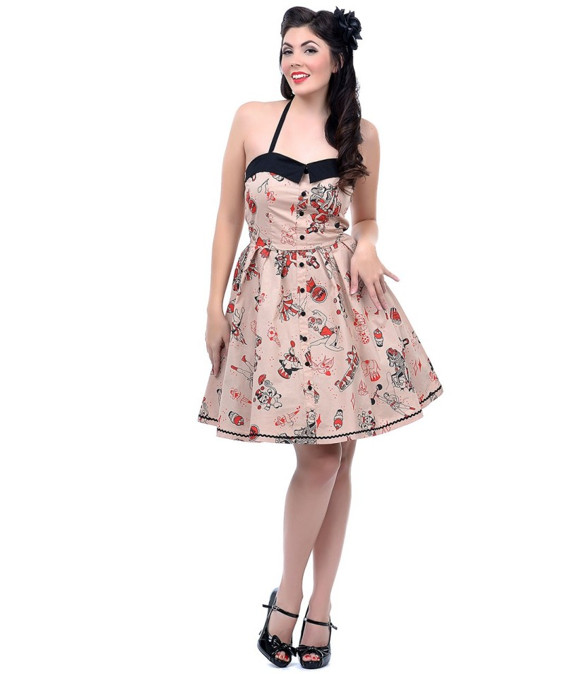 bcDSOBpdGo_Tan_Dog_Pony_Show_Halter_Dress